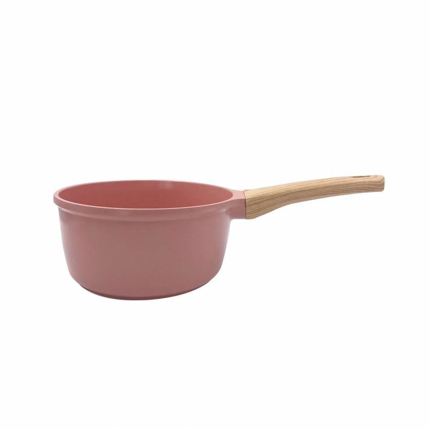 Casserole INCROYABLE - Fonte d'aluminium / Rose / Cookut