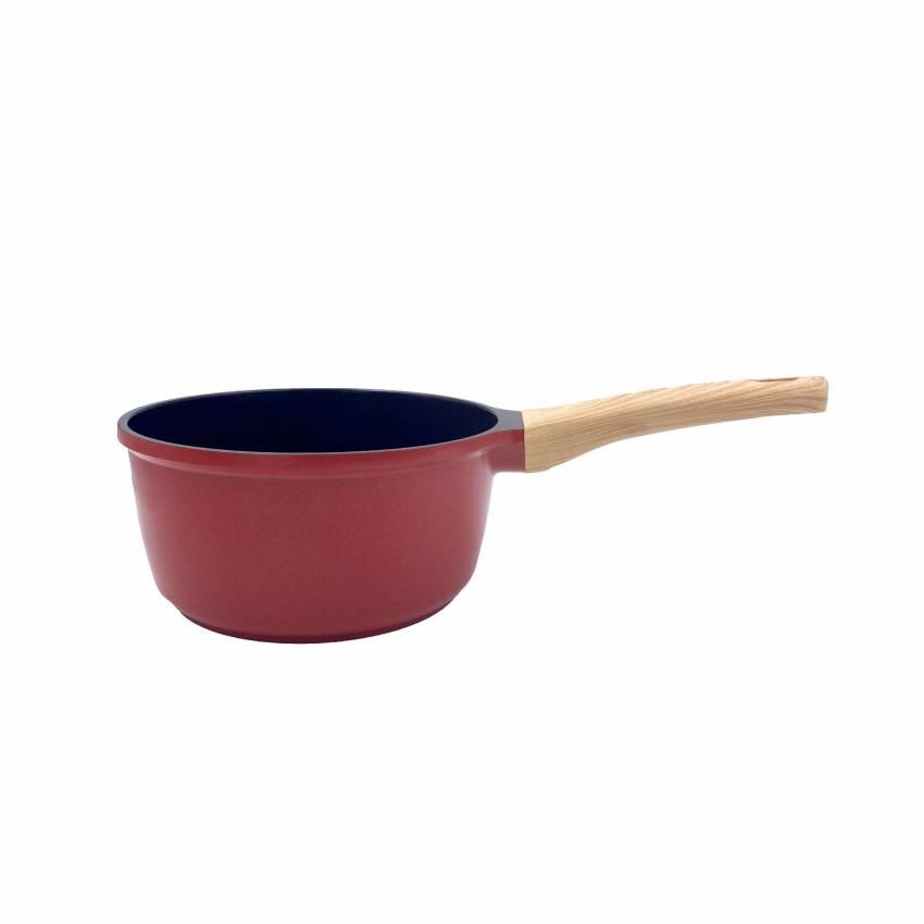 Casserole INCROYABLE en fonte / Rouge / Cookut