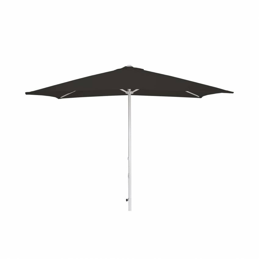 Parasol rectangulaire VIRGO / 300 x 200 cm / Noir