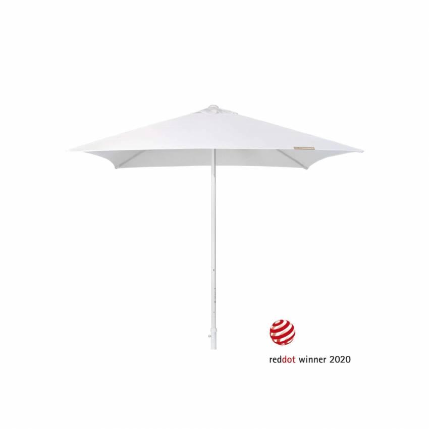 Parasol EOL PURE / 250 x 250 cm / Blanc