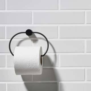 Porte-rouleau papier toilette HOOKED ON RINGS / Zone Denmark