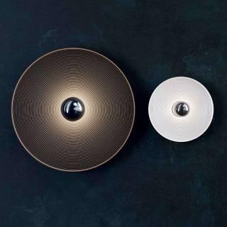 Applique Vynil Diesel, cercle de lumière en applique chez Bowigo.