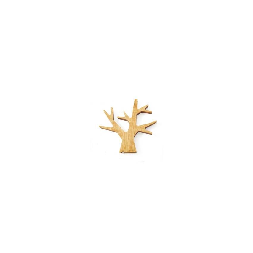 Dessous de plat en bois : L'ARBRE