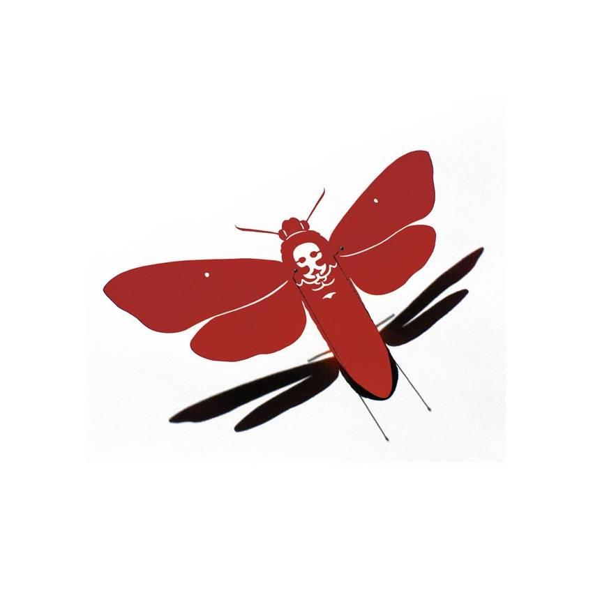 Les épinglés PAPILLON DE NUIT / Papier Rouge