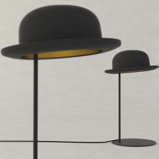 Luminaire Innermost - Lampe à poser chapeau melon Jeeves