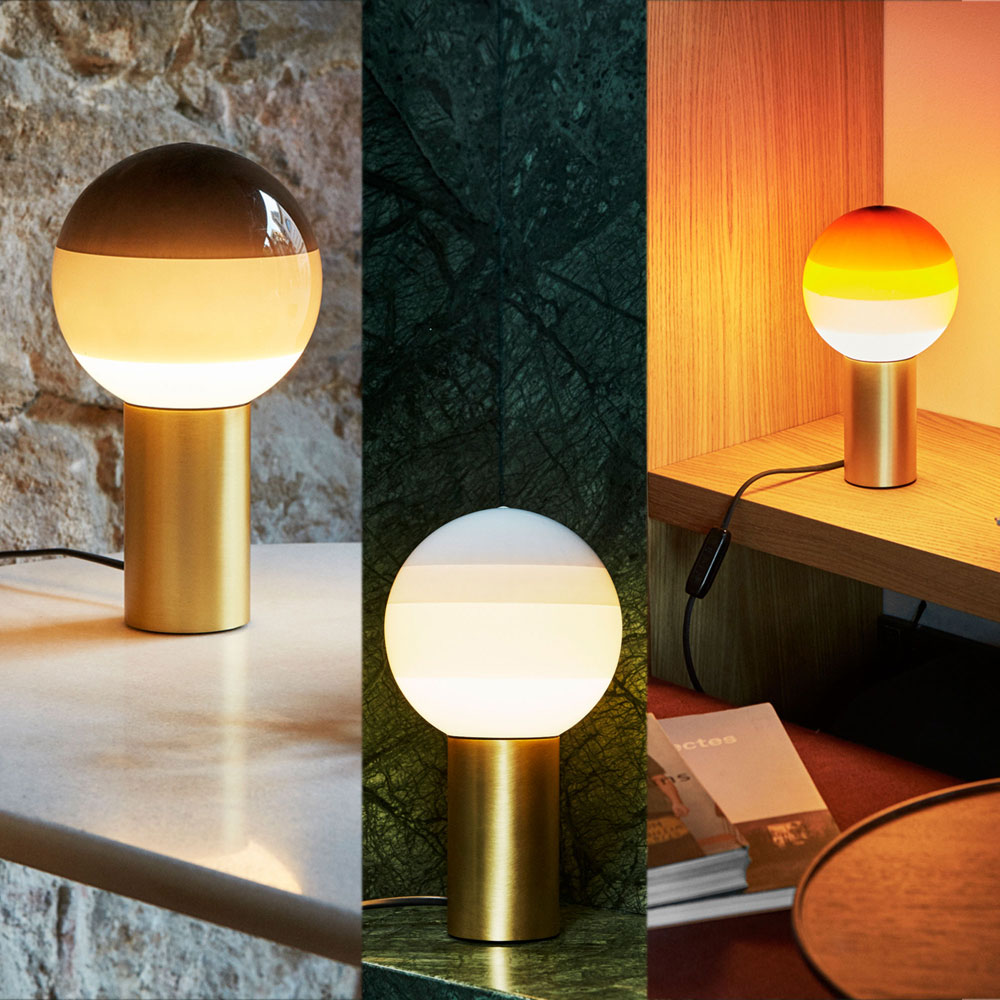 Dipping Light : une collection chaleureuse