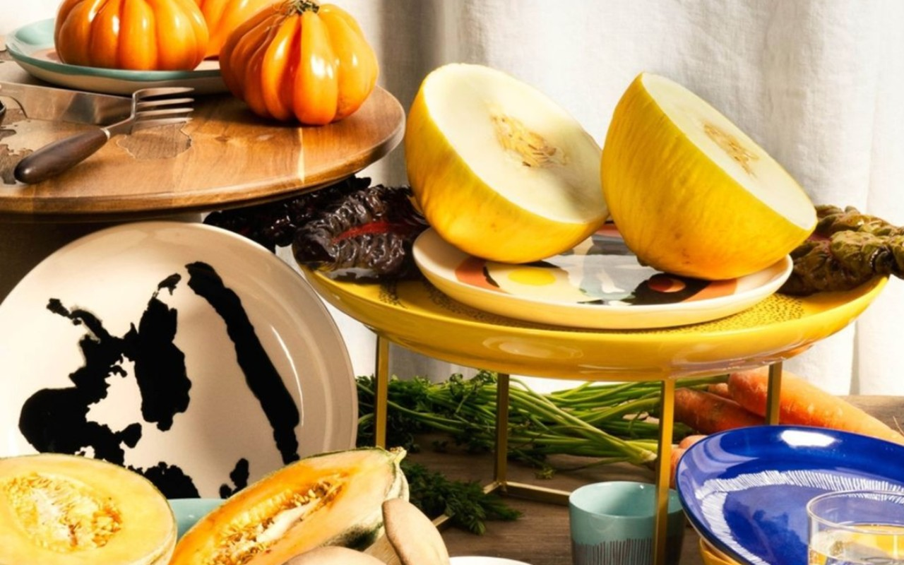 Collection art de la table Ottolenghi