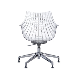 Fauteuil fixe Meridiana - Driade - Christophe Pillet